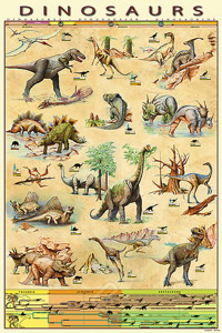 2450-1005 Dinosaurs