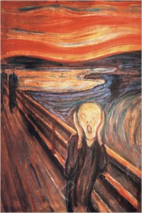 2400-5162 Edvard Muench The Scream