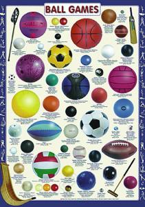 2450-4760  Ball Games