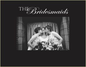9035 SB-The Bridesmaids small Blk Hor