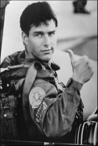 ER3051-Tom Cruise-Top Gun