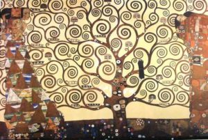 ER4472Tree of Life-Gustav Klimt