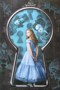 ER5132-Alice in Wonderland-Alice
