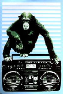 EXR6044-Steez-Monkey Boombox