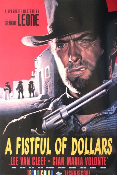 ER4965-Fistful of Dollars-Promo