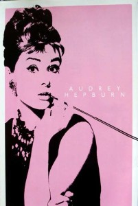 ER4648-AUDREY HEPBURN-Cigarello