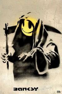 ER6393 Banksy-Reaper