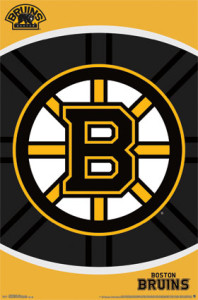 RP13638- Boston Bruins Logo
