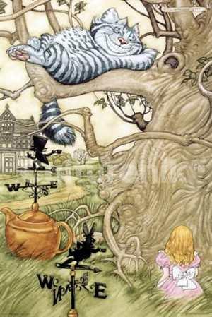 ER6375 Alice in Wonderland Cheshire Cat;[1]