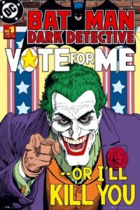 PW50910-Batman Joker-Vote For Me