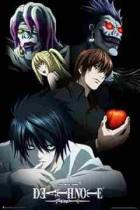 ER6909 -DEATHNOTE-Characters
