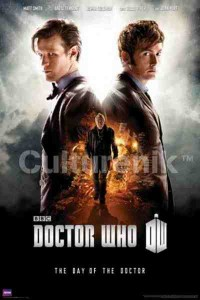 ER7003-DOCTOR WHO-Day of the Doctor