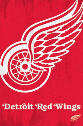 RP13085 Detroit Red Wings- Logo