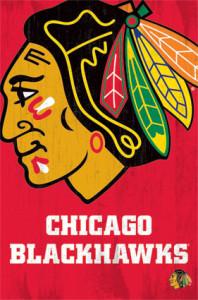 RP13131 Chicago Blackhawks® - Logo