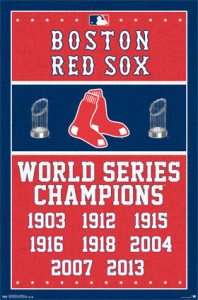 RP13246 Boston Red Sox® - Champions 14