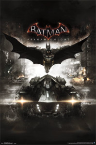 RP13489 Arkham Knight - Cover