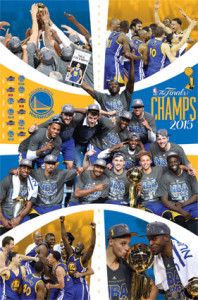 RP13715- 2015 NBA Finals - Celebration