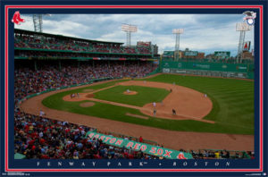 RP14043 Boston Red Sox® - Fenway Park 15