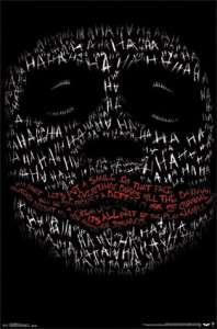 RP14217 Dark Knight - Face