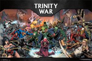 RP14302 DC Comics - Trinity War