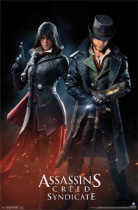 RP14309-AC Syndicate - Evie and Jacob