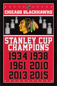 RP14366 Chicago Blackhawks® - Champions 15