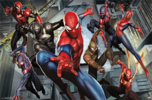 RP14386 Ultimate Spider-Man - Characters