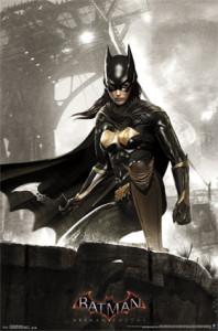 RP14432 Arkham Knight - Batgirl