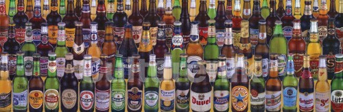 SP519 BEERS OF THE WORLD