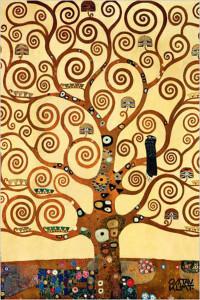 1500-0141Tree Of Life (detail 2) Gustav Klimt