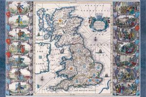 1500-2007 Britannia, CA. 1646 Jan Jansson