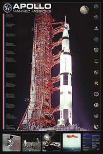 2400-4951 Apollo Manned Missions