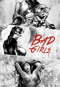 ER7026  DC COMICS BAD GIRLS COVER