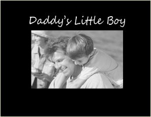9014 SB- Daddys little Boy