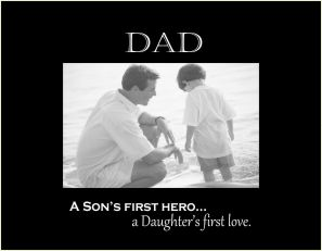 9024 SB- Dad- Son Daughter