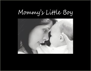 9068 SB- mommy's little Boy