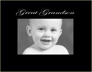 C9439 SB-Great Grandson
