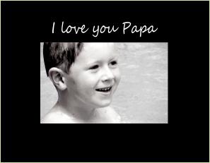 c9444 sb i love you papa