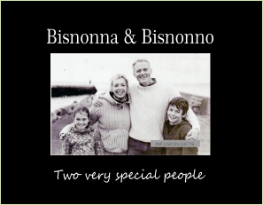 IT9069-Bisnonna & Bisnonno with verse