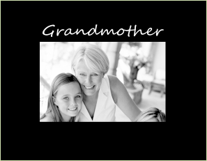 3074 SB- Grandmother