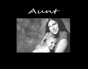 9075 SB- Aunt