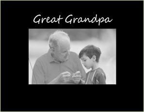 9077 SB-Great Grandpa