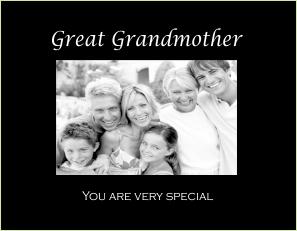 C9415 SB -Great Grandmother w verse