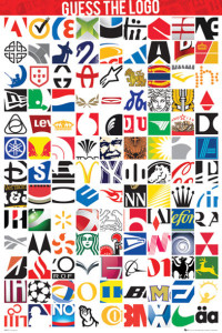 ER5962 GUESS THE LOGO BRANDS