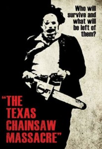 ER7081  TEXAS CHAINSAW MASSACRE- WHO WILL...