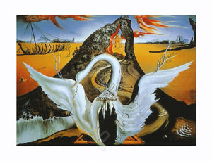 1500-16072 Bacchanale Salvador Dali