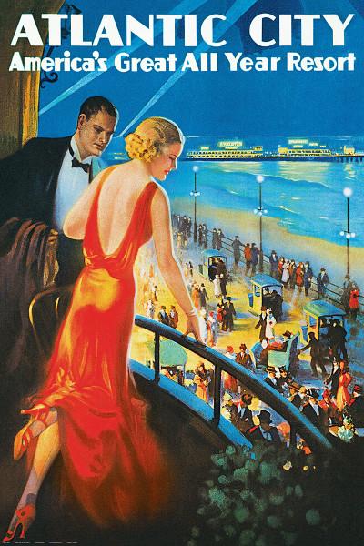 2400-0396 Atlantic City All Year Resort