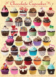 2400-0587 Chocolate Cupcakes