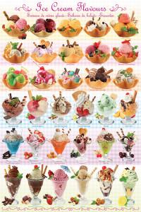 2400-0590 Ice Cream Flavours