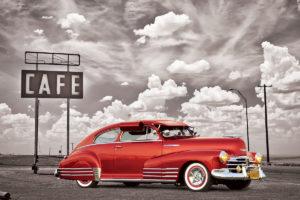 2400-0667 1948 Chevrolet Fleetline Aerosedan